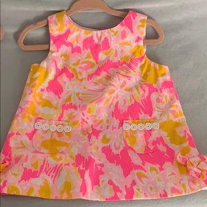 Lilly Pulitzer dress, 6-12 months
